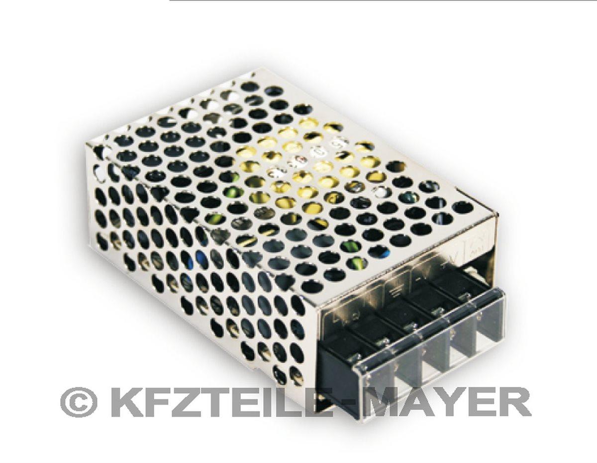 netzteil schaltnetzteil trafo transformator power supply 15v 150w 10a ebay. Black Bedroom Furniture Sets. Home Design Ideas